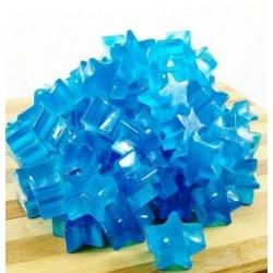 Jaboncitos glicerina azul