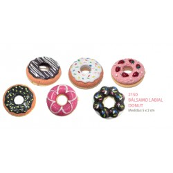 Bálsamo labial donut mod. surtidos