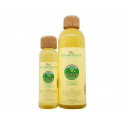 Aceite para masaje Giura